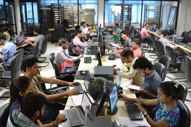 World's biggest Cisco training labs