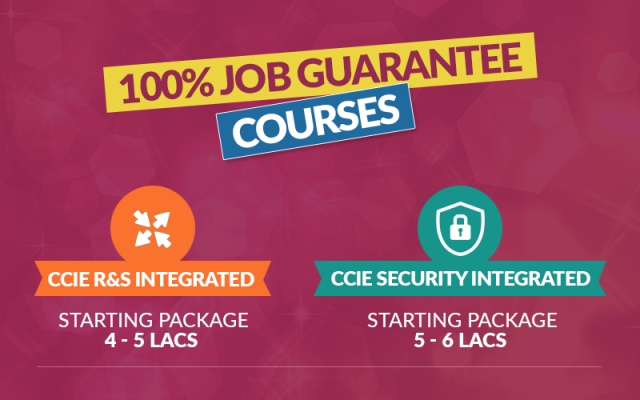 100% Job guarantee Courses - Network Bulls