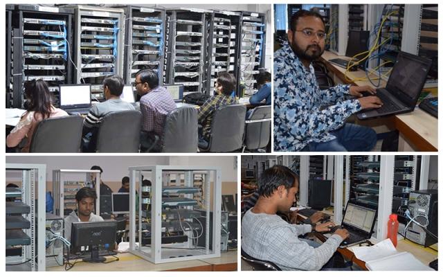 Biggest Cisco training labs