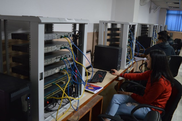 Network Bulls CCIE Labs in Haryana