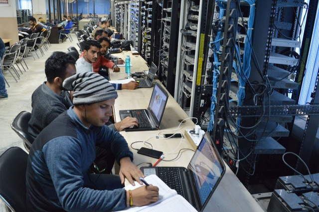 Network Bulls Cisco Training Labs in Gurugram